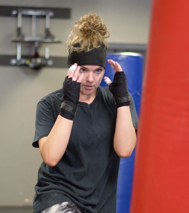 Coach Lexi in Wells Branch - Fighting Fit Boot Camp