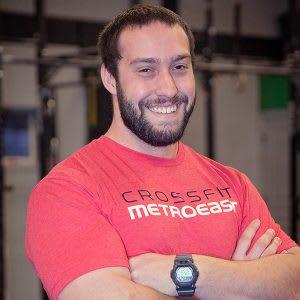 Collin Sheehan in Belleville - CrossFit MetroEast