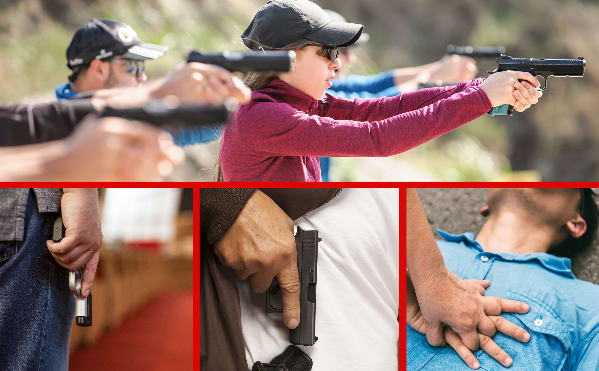 Concealed Carry Classes, CPR Certification, and Firearms Training in Jonesboro