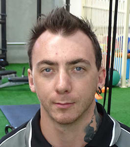 Corey Davies in Ballarat - Ben's Army 24/7 Fitness