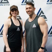 Daesha Cummings in Ashburn - Icon Gym