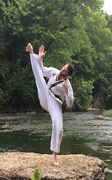 Daniel Vining in Shreveport - Shreveport Tae Kwon Do Academy