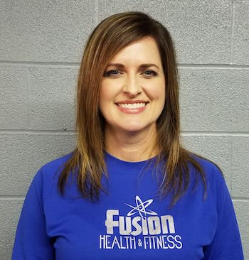 Danielle Childs in Archbold - Fusion Health & Fitness