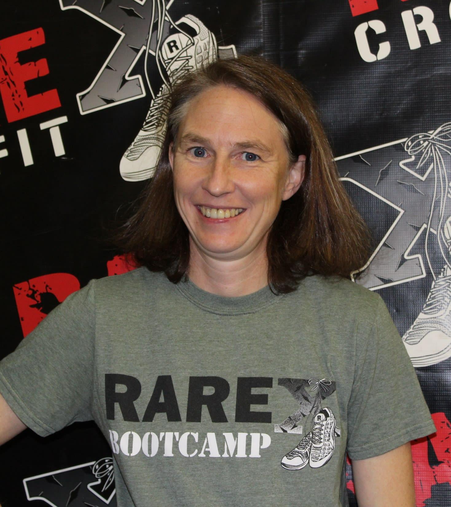 Danielle Glenn in Fredericksburg - RARE CrossFit
