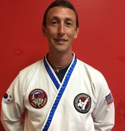 Danny Johnson in Centerton - Martial Arts Advantage of Centerton