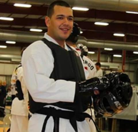 David Oritz in Stafford - Warrior Martial Arts