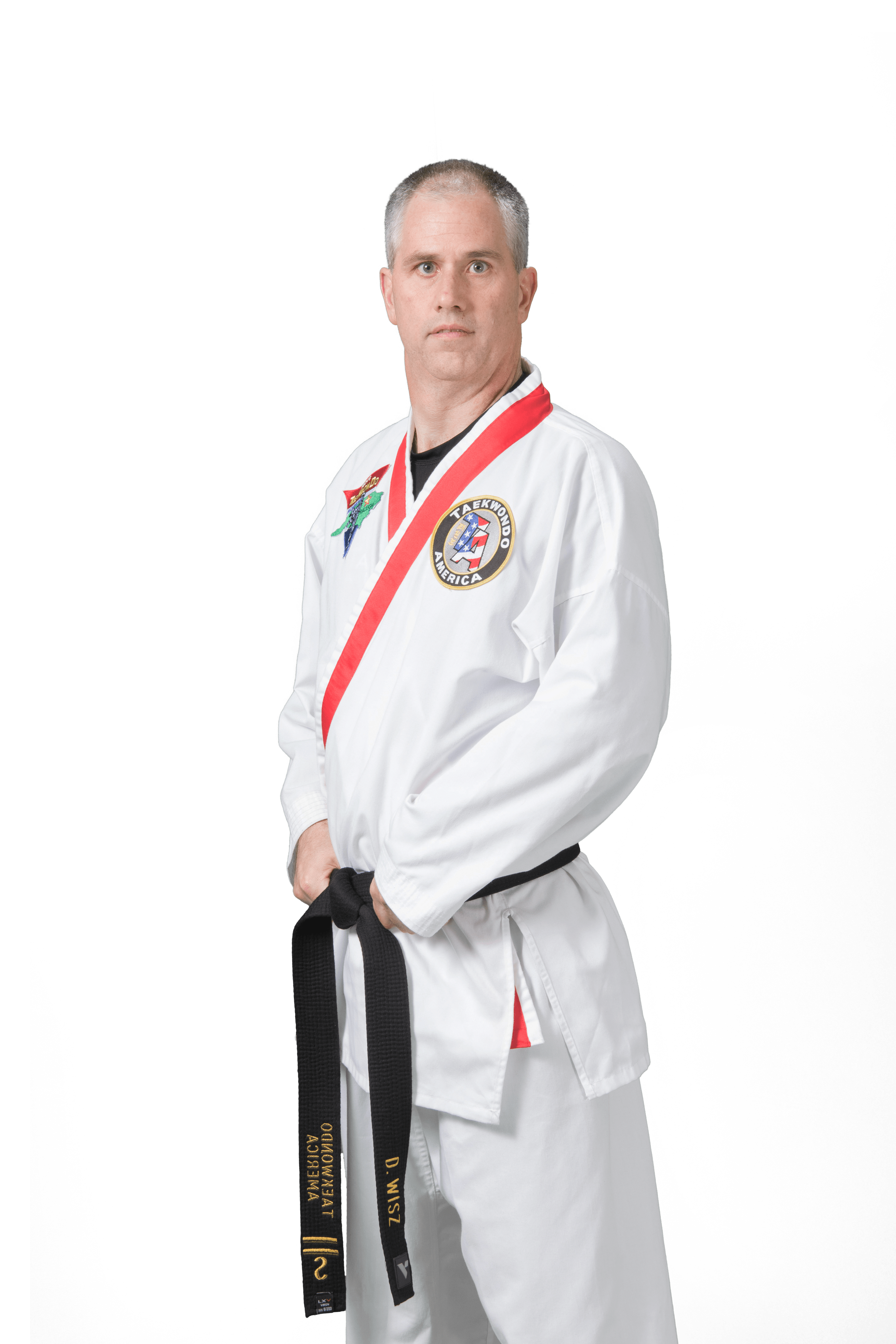 David Wisz in Raleigh - Peck's Taekwondo America