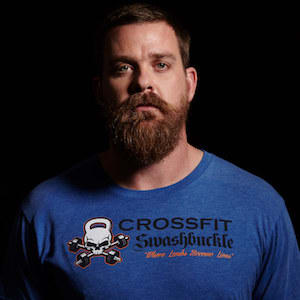 Dean in Rockwall - CrossFit Swashbuckle