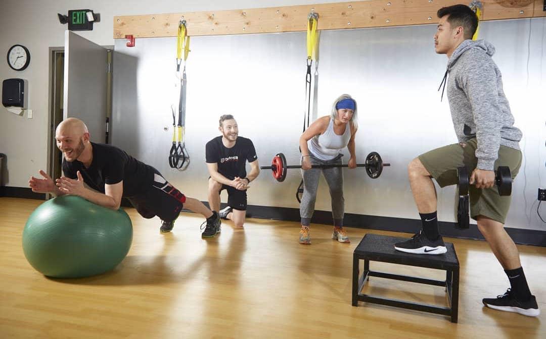 Denver's Premier Fitness Facility