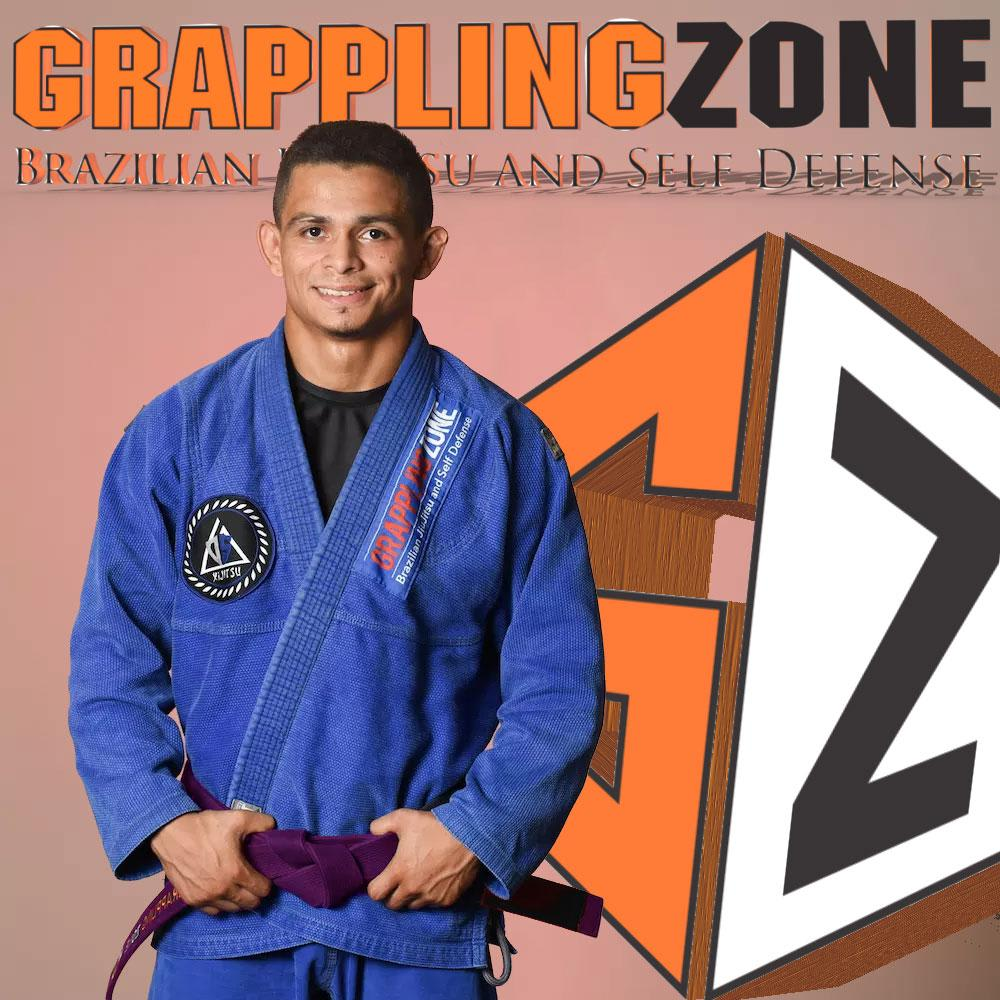Duke Edwards in Southeast Houston - Grappling Zone