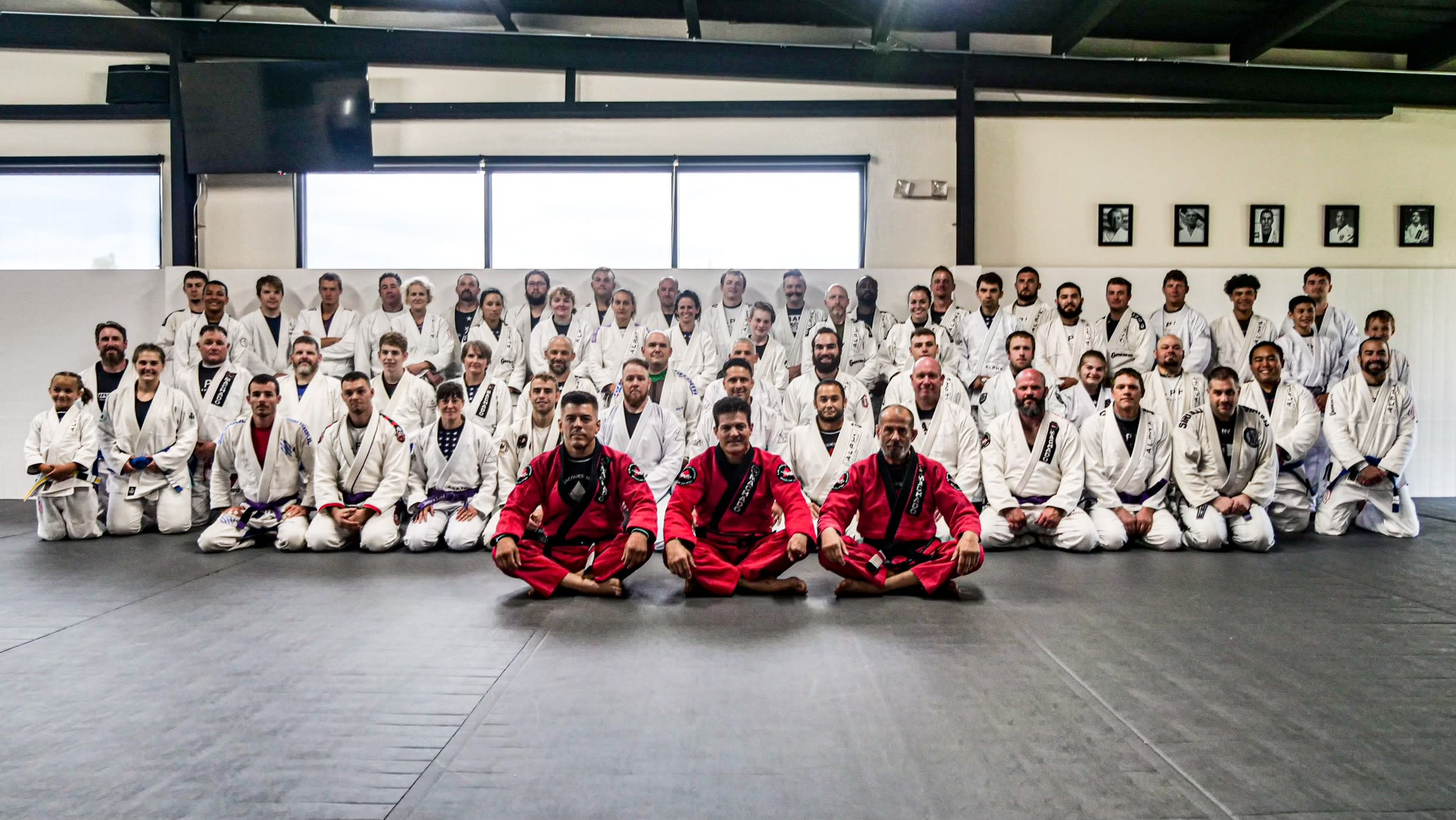 Effective and Efficient BJJ and Fitness Training Backed by Jean Jacques Machado Right Here in Post Falls