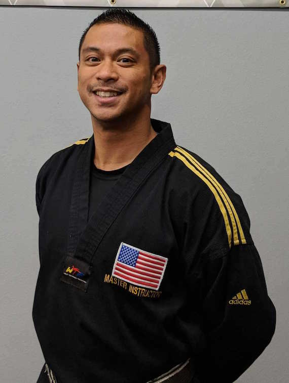 Mr. Eric Fermin in Rancho Cucamonga - DRVN Martial Arts