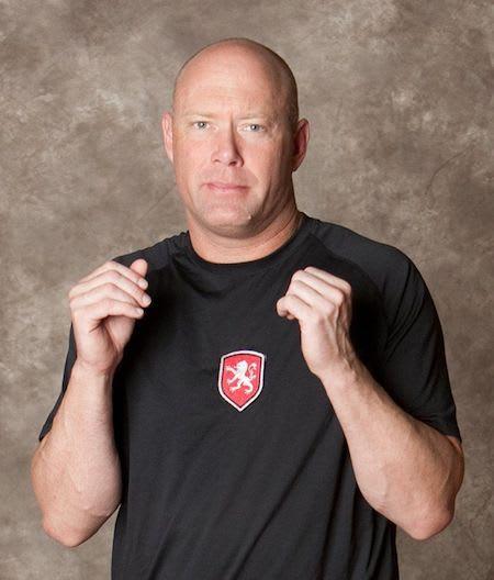 Eric Siley in Kansas City - Self Defense Global