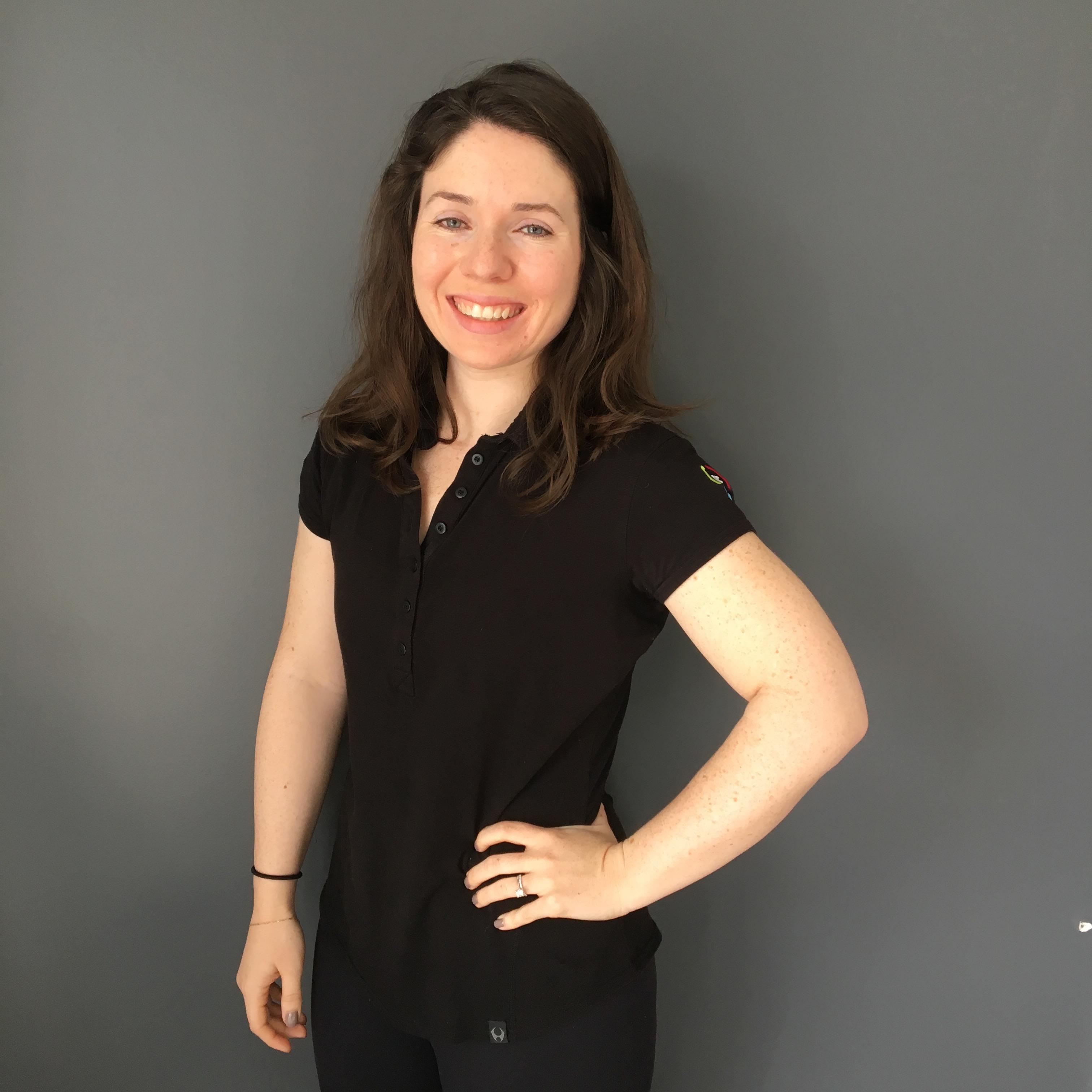 Erin Gunnell in Burlington - push!FITstudio