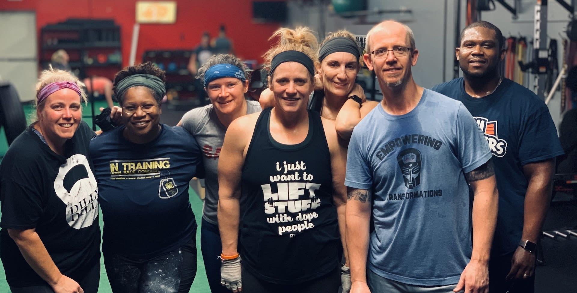 Fit Code is Your Fitness Solution in Beverly and Midway