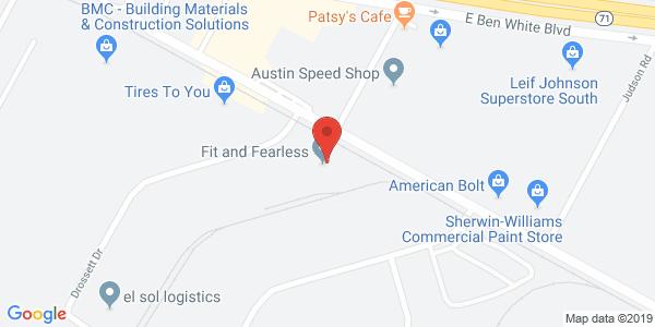 Krav Maga near Austin
