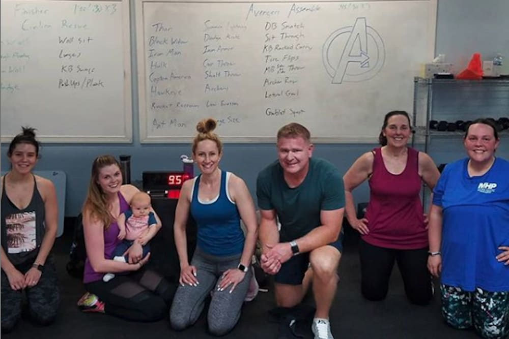 Personal Training near Indianapolis