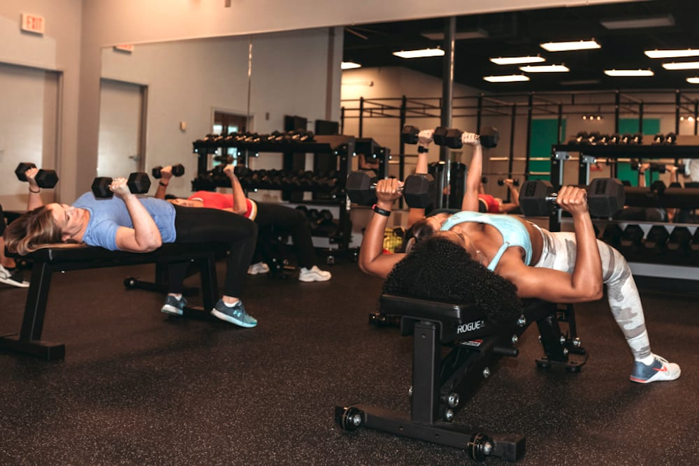 Fitness Classes near Alpharetta