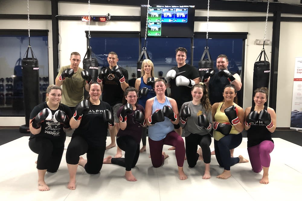 Fitness Kickboxing near Post Falls