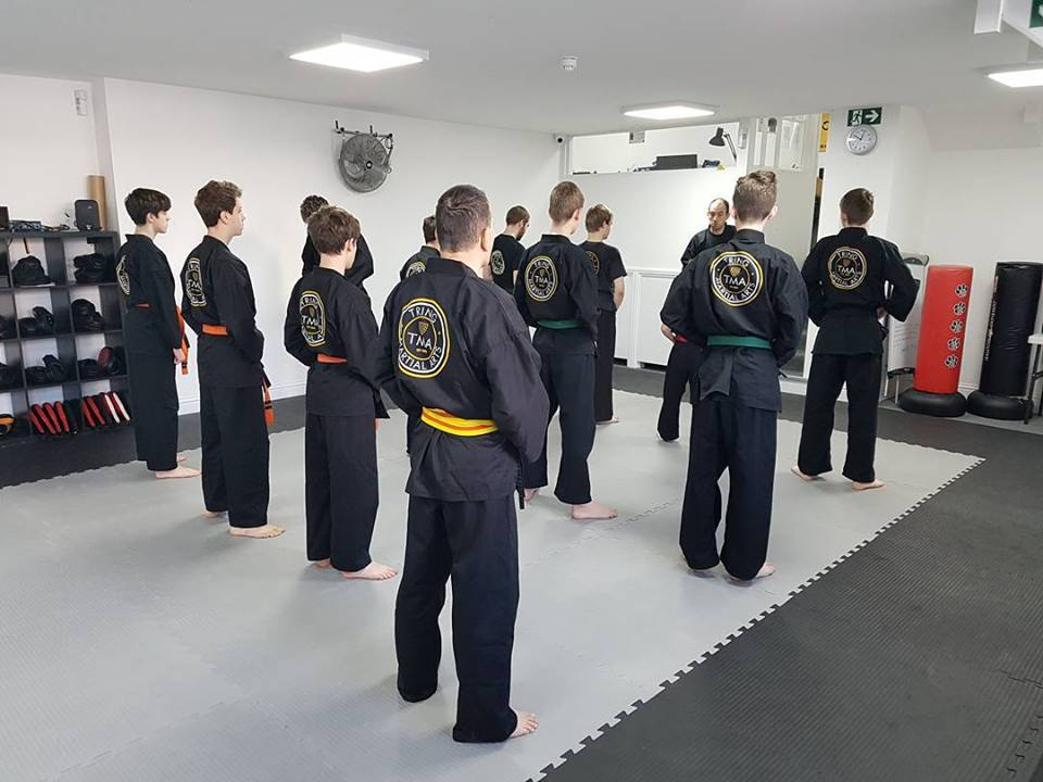 Tring Adult Martial Arts