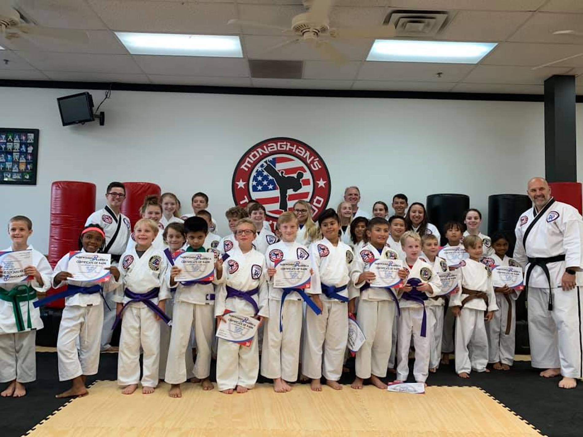 Full Time Martial Arts in Grapevine
