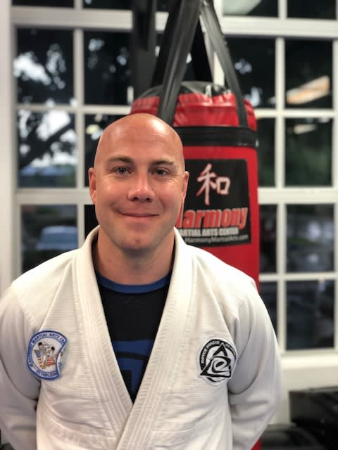 George Hadley in Jupiter - Harmony Martial Arts Center
