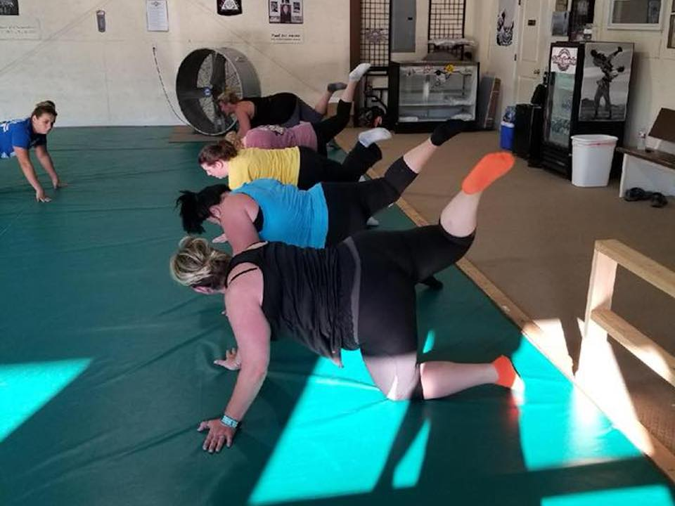 Group Fitness Hattiesburg