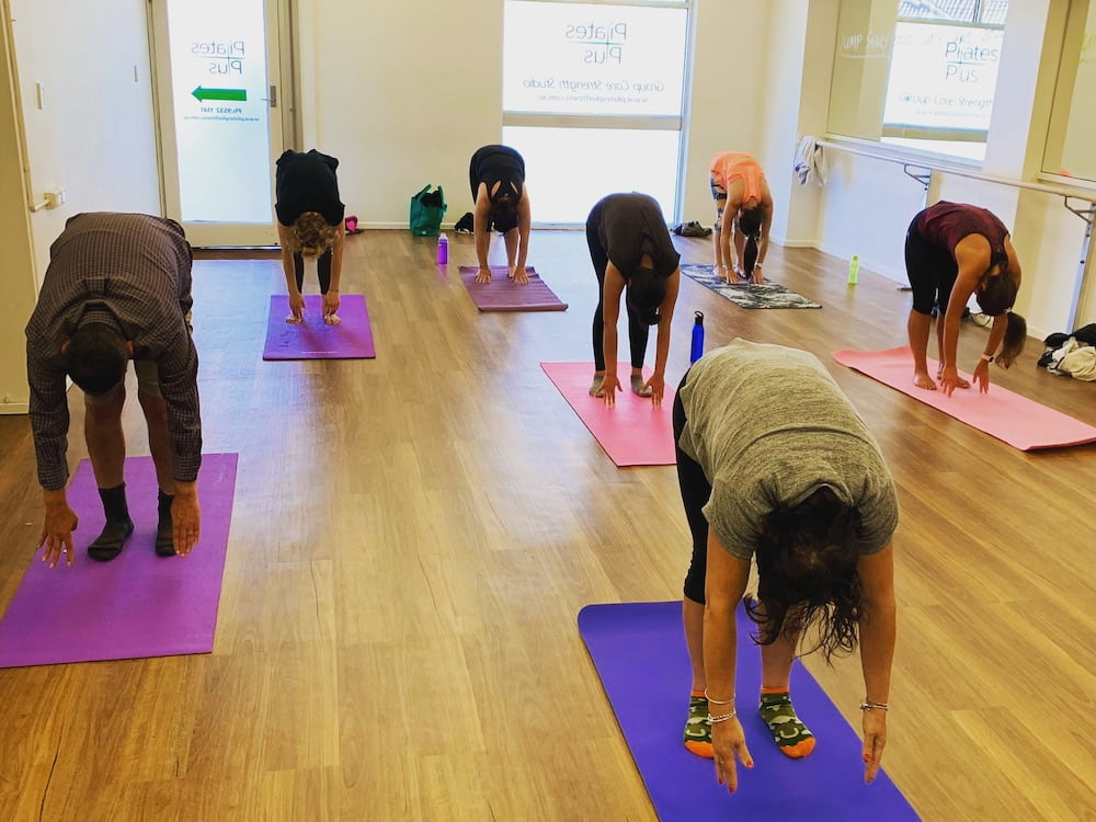Group Pilates near Highett