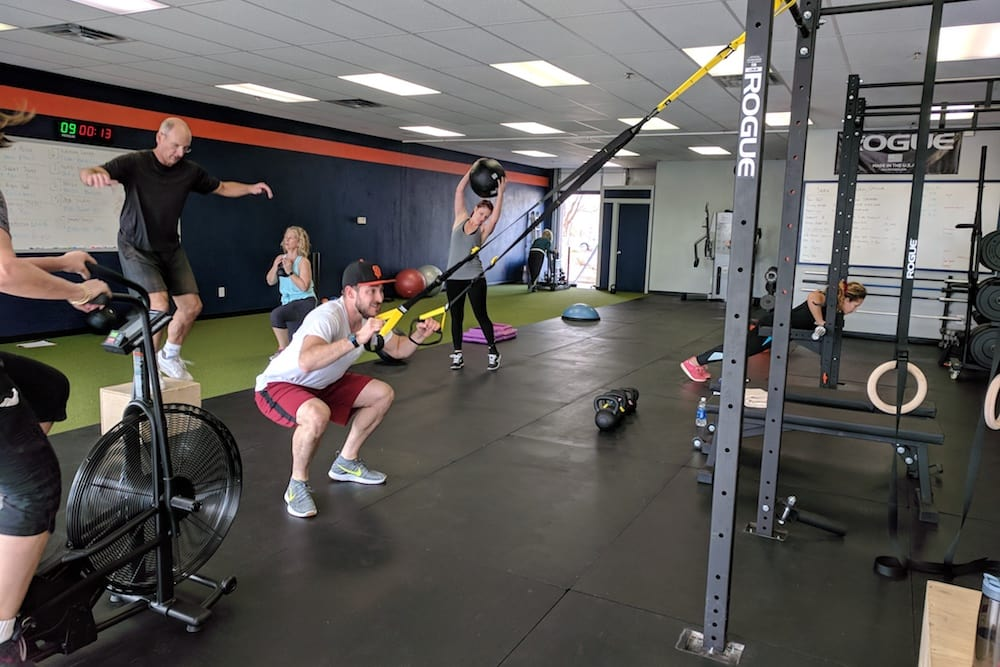 Personal Training Carson Valley