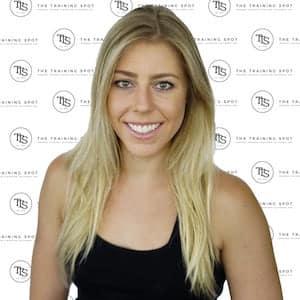 Hanna Kokuashvili in Huntington Beach - The Training Spot