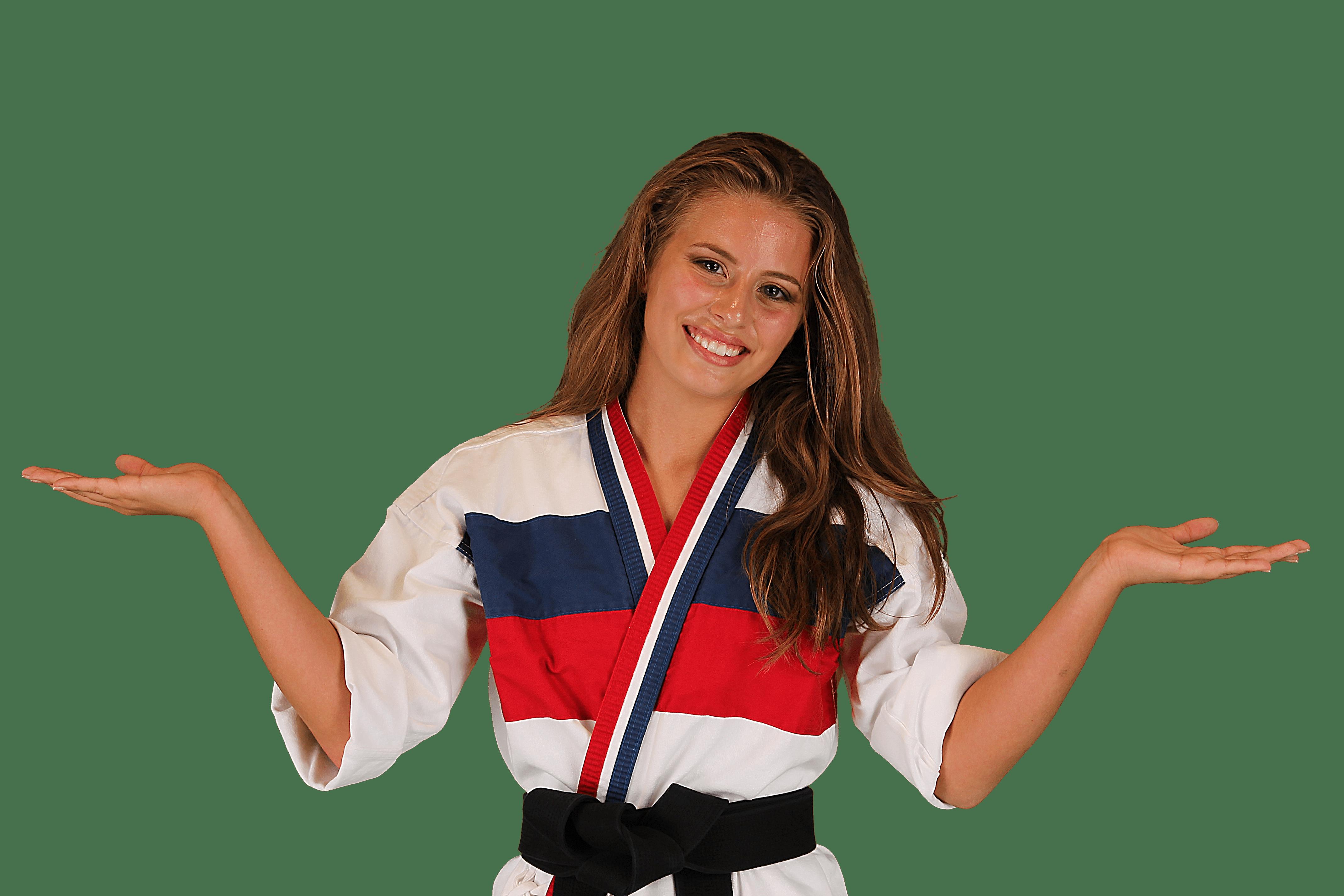Hannah Smith in Jonesboro - Joey Perry Martial Arts Academy