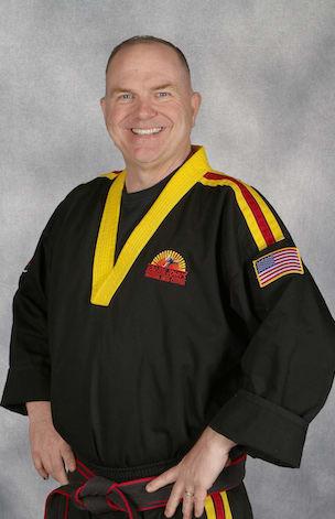 Hanshi John Annable in Cicero - Karate John's Martial Arts
