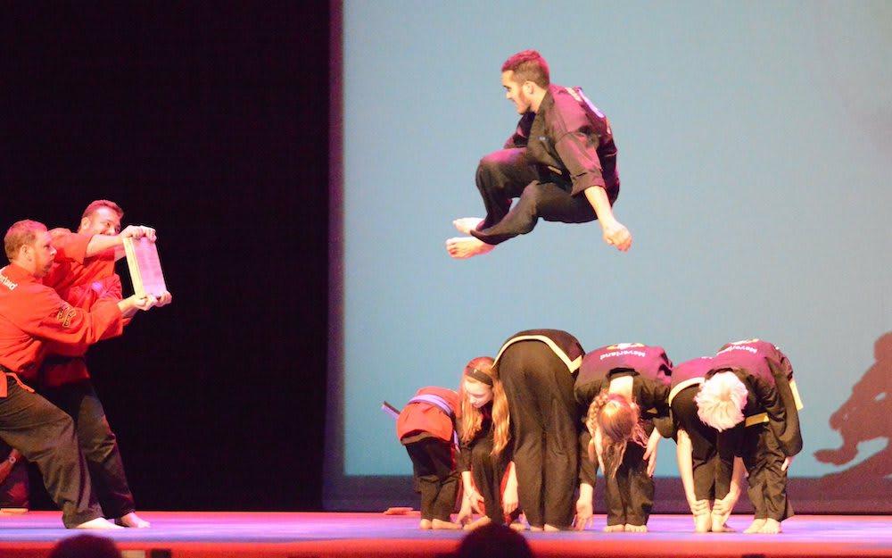 Houston Adult Martial Arts