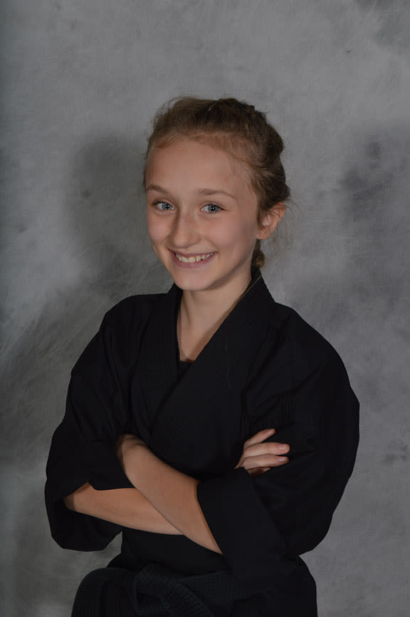 Hope Trenner in Knoxville - P3 Martial Arts
