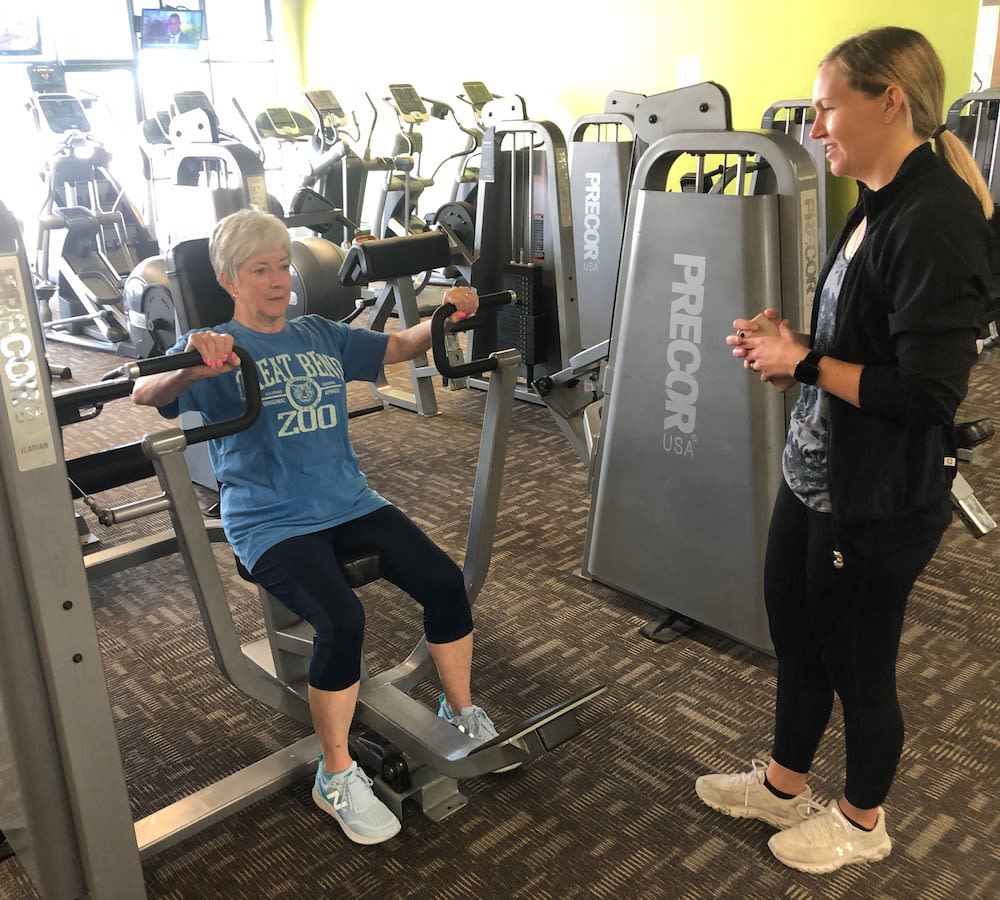 Personal Training near Great Bend