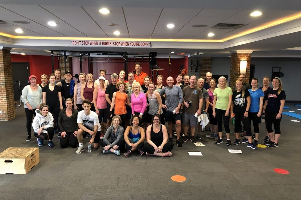 Group Fitness near Pembroke Pines