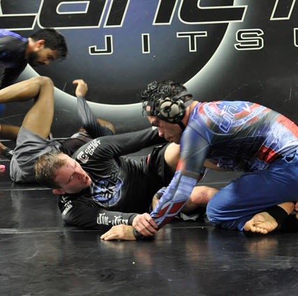 JM Holland in Lehigh Valley - Finishers MMA - 10th Planet Jiu Jitsu