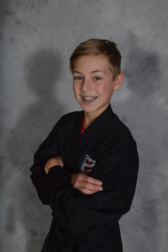 Jackson Lange in Knoxville - P3 Martial Arts
