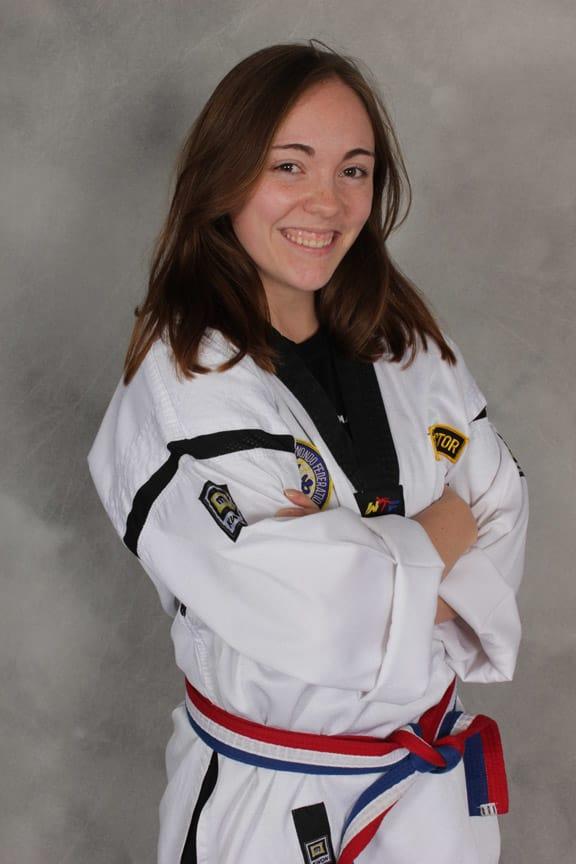 Jacqueline Ferri in Marlborough - New England Martial Arts Athletic Center