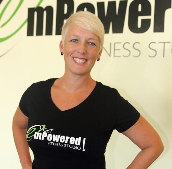 Jami Kok in Hudsonville - Get emPowered Fitness Studio
