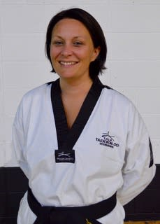 Jane Parry in Wirral - Wirral & Chester Taekwondo