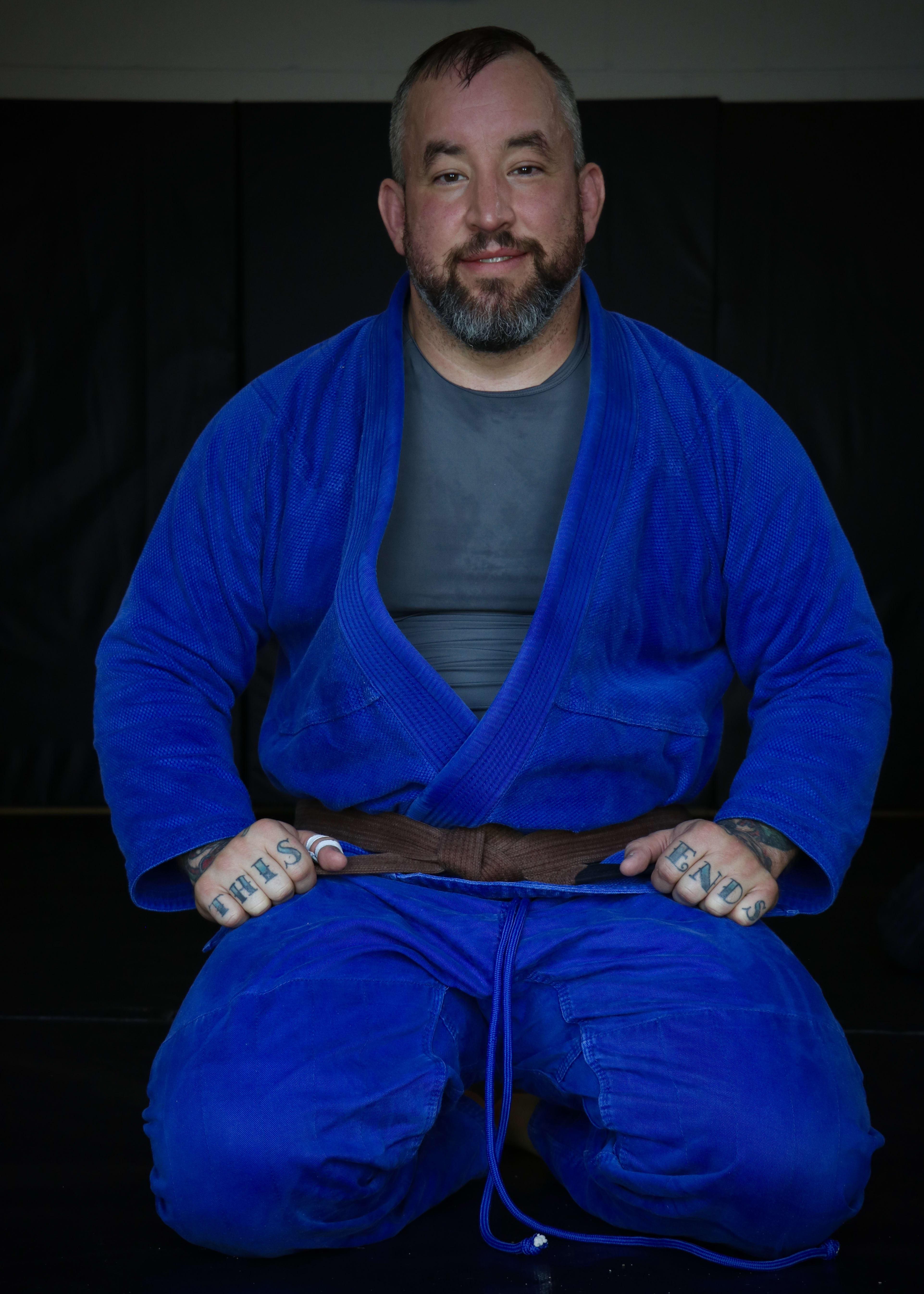 Jason Cox in Denver - Dark Horse Combat Club