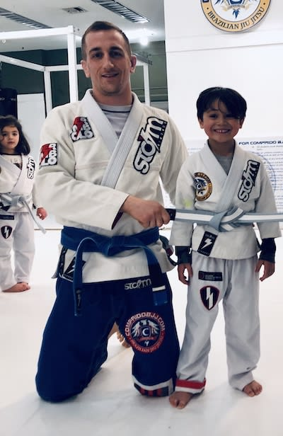 Kids Jiu Jitsu near Bloomingdale