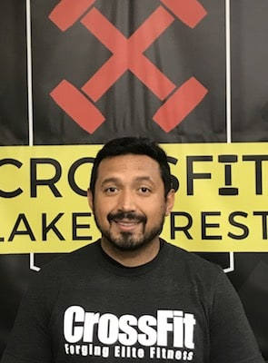 Javier Navarrete in 	 Lake Forest - CrossFit Lake Forest