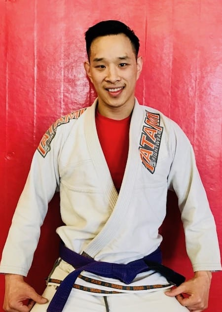 Jeff Hsu in Quincy - Trifecta MMA