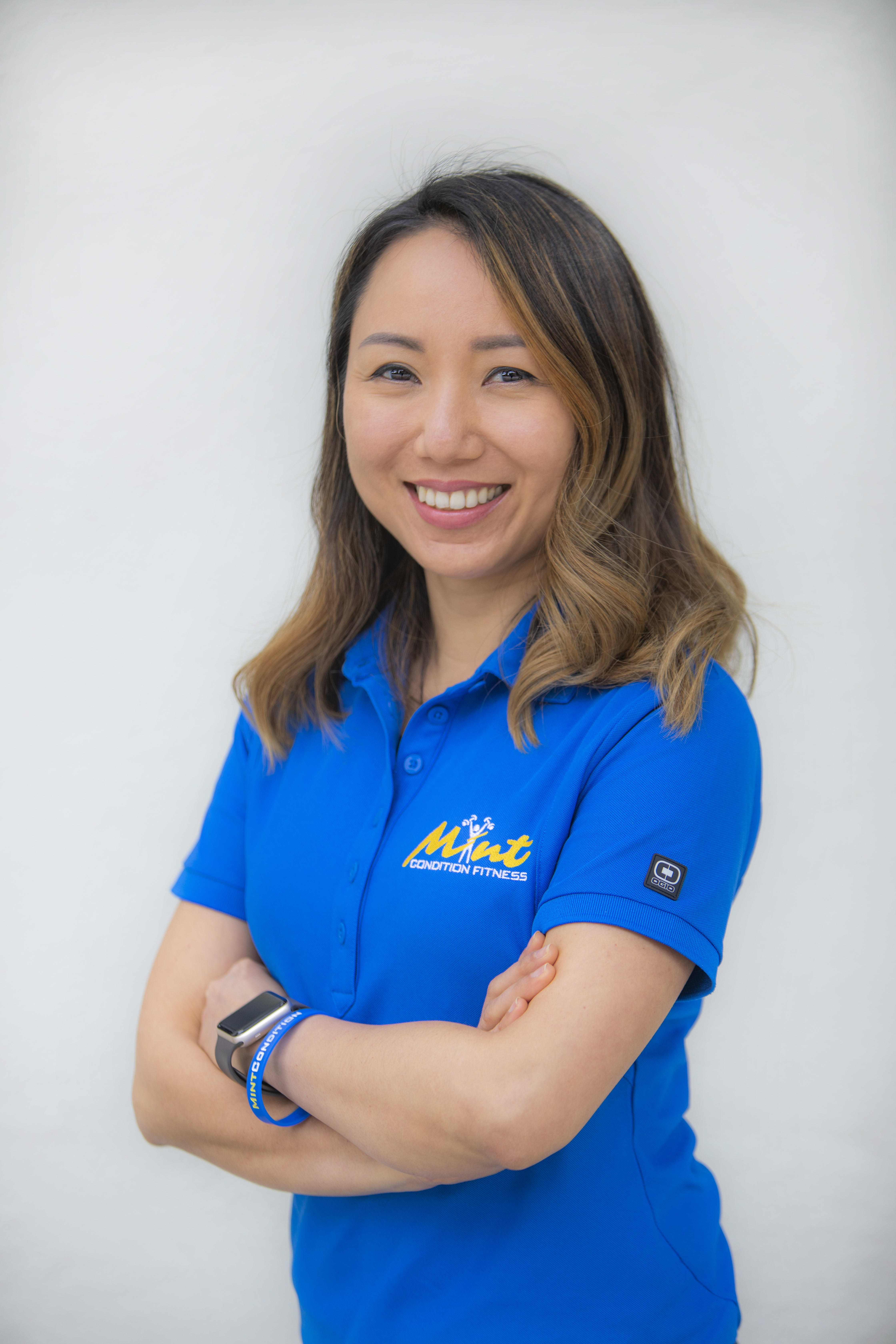 Jennie Chia in Los Gatos - Mint Condition Fitness