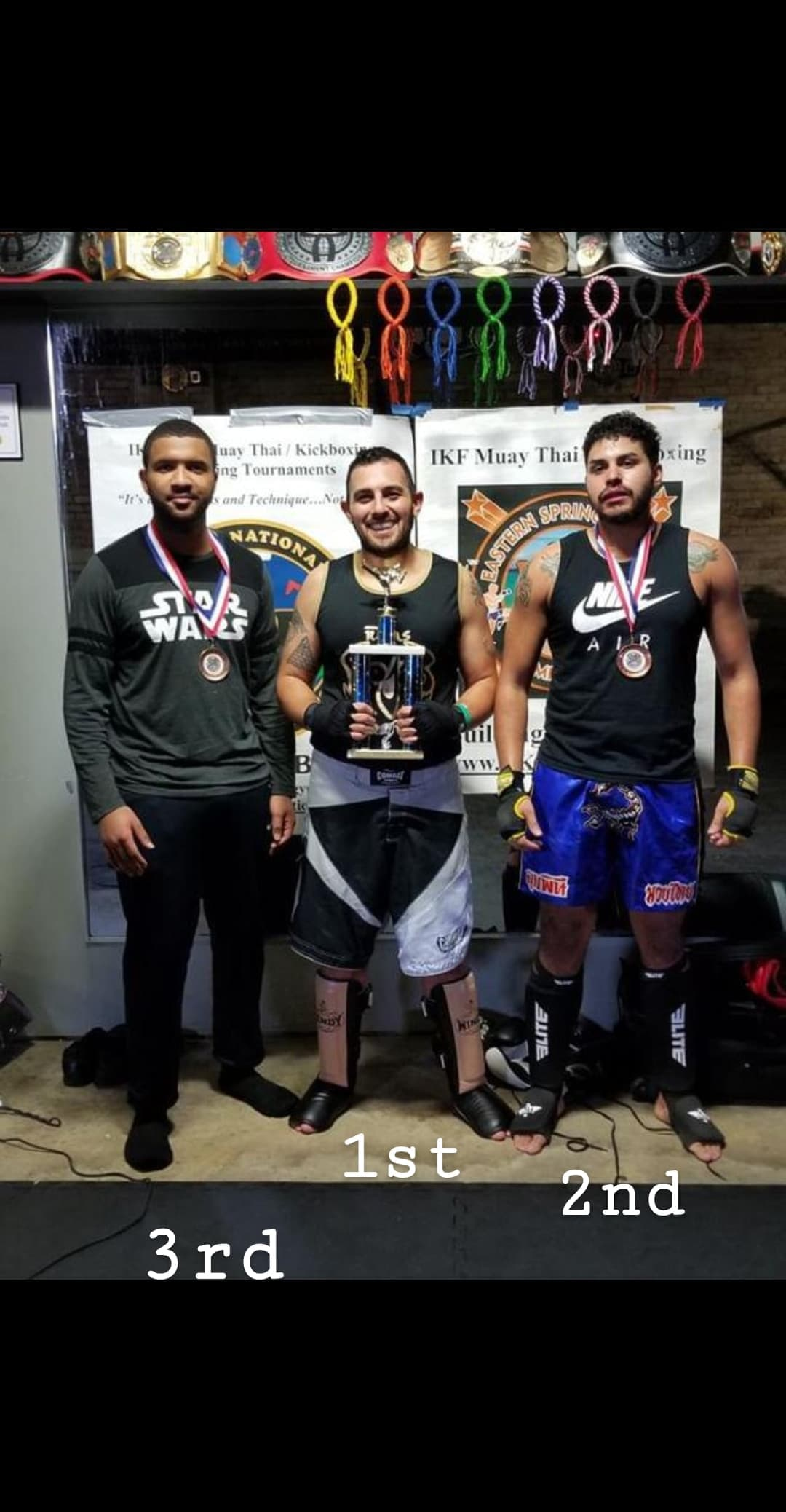 Jesse Reyna in Asheville - Rogue Combat Club