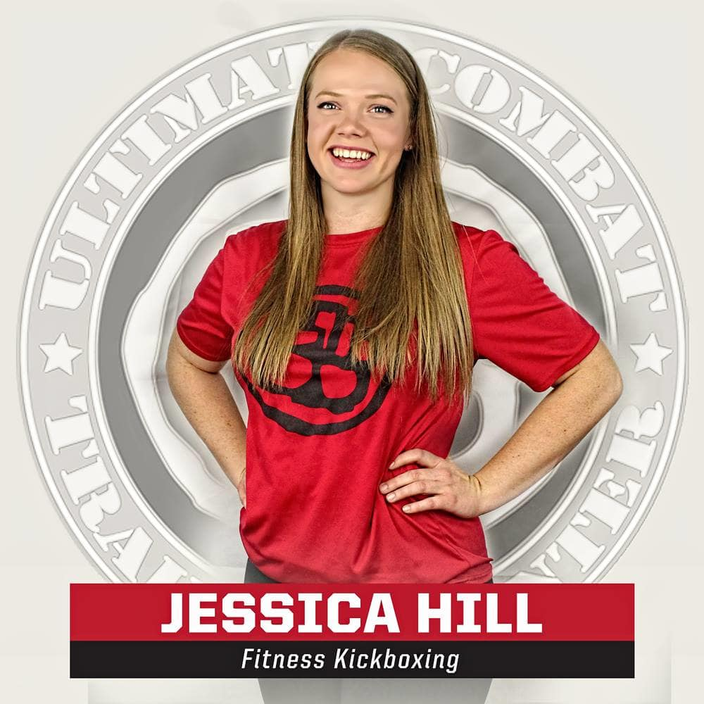 Jessica Hill in Salt Lake City - Ultimate Combat Training Center