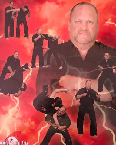 Master Jim Sherman in Kent Island - Sherman's Martial Arts