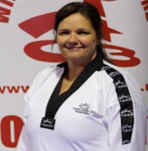 Joanne Dunn in Wirral - Wirral & Chester Taekwondo